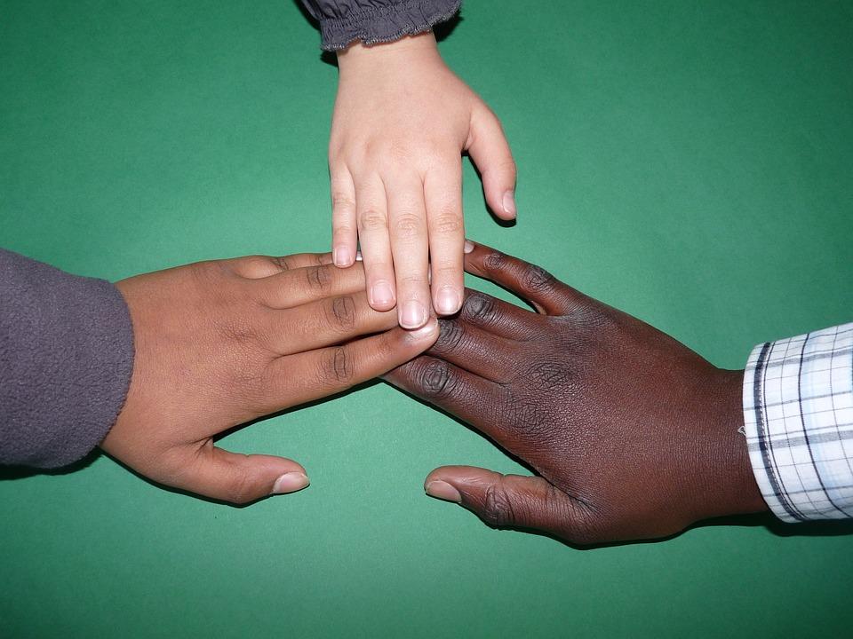 Tangan, Anak, Tangan Anak, Kepercayaan, Komunikasi